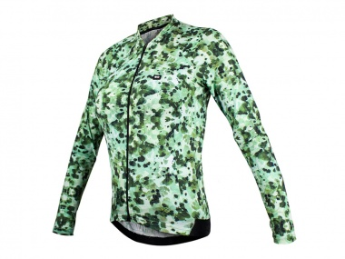 Camisa Marcio May Green Tint Feminina