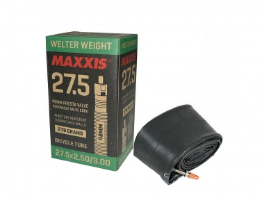 Câmara Maxxis Fat Plus 27.5X2.5/3.00 48mm