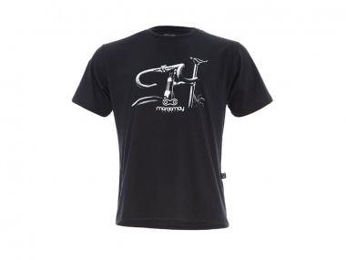 Camiseta Marcio May Speed Black