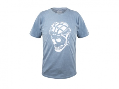 Camiseta Marcio May Skull Cyclist
