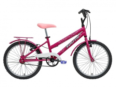 Bicicleta South Grazzy Cissa aro 20