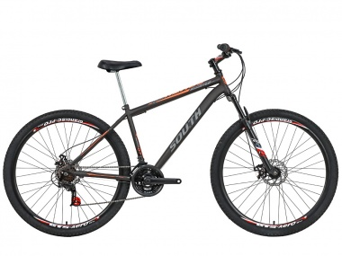 Bicicleta South Hunter GT 29