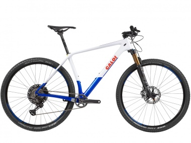 Bicicleta Caloi Elite Carbon Team XTR 2021