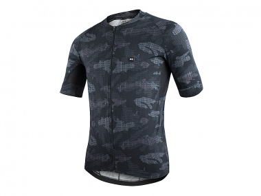 Camisa Marcio May Funny Premium Camouflaged Carbon