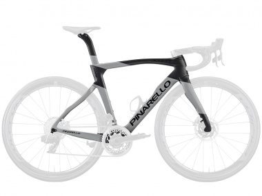 Quadro Pinarello Dogma F12 Disc Grey Black 2021
