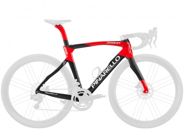 Quadro Pinarello Dogma F12 Disc Vulcan Red 2021