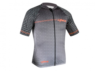 Camisa Lynce Hard Orange Diagonal Sport