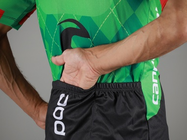 Camisa Refactor Cannondale Drapac