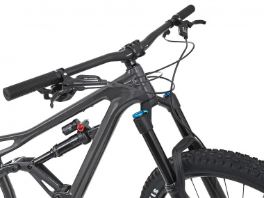 Bicicleta Cannondale Jekyll Carbon 3